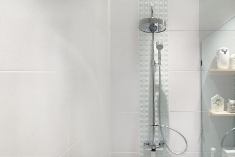 Bathroom showerhead