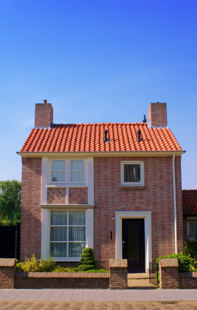 exterior of a tiny house