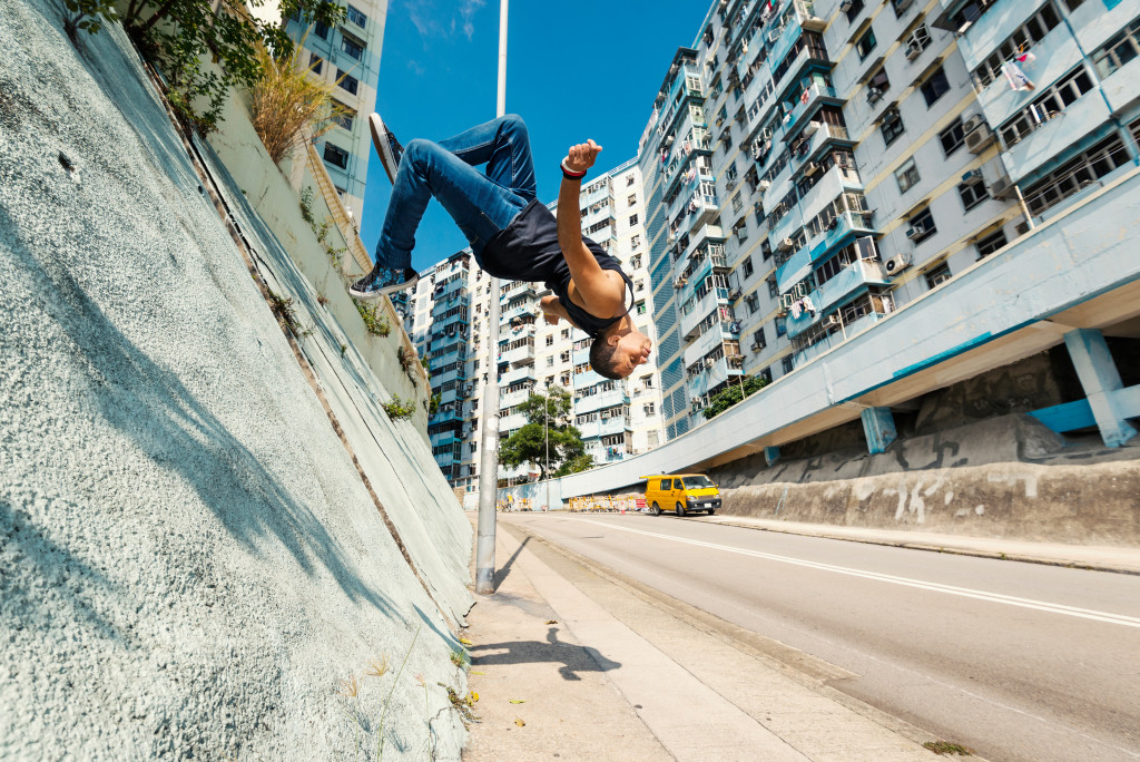 These Extreme Sports Can Easily Get You Apprehended