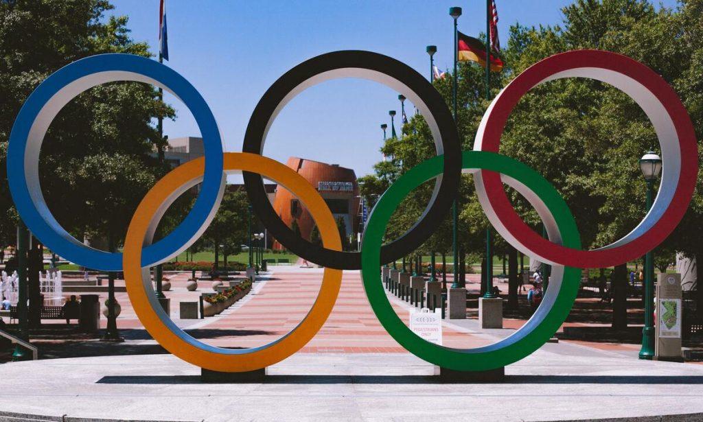olympics symbol