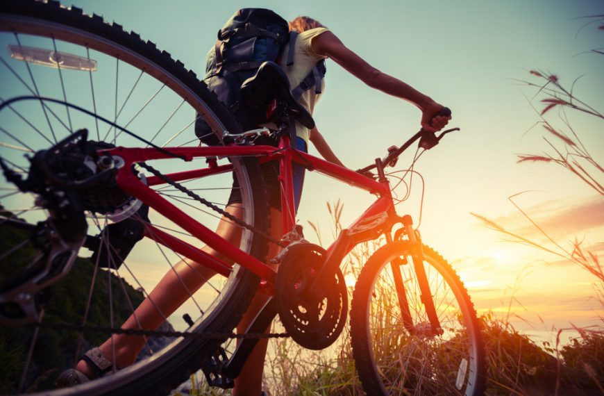 Is It Time To Take Up Cycling?