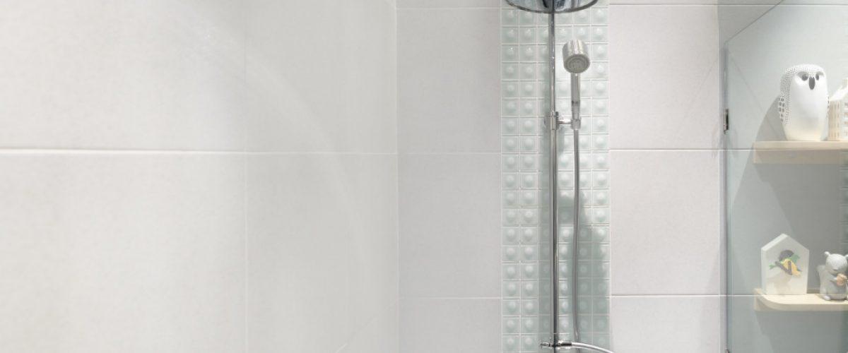 Bathroom showerhead