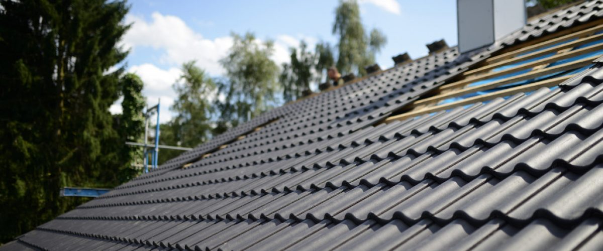 roofing close up