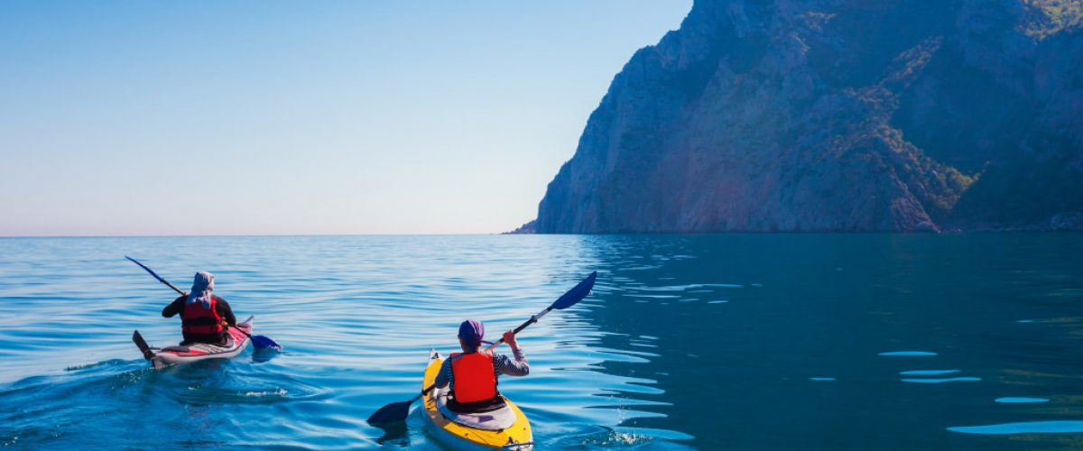 canoe boating